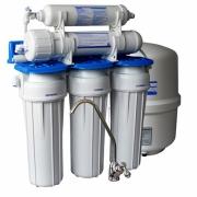 Система обратного осмоса Aquafilter Голубая Лагуна 4 FRO5JG (RX54111XXX)