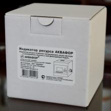 Индикатор ресурса Аквафор