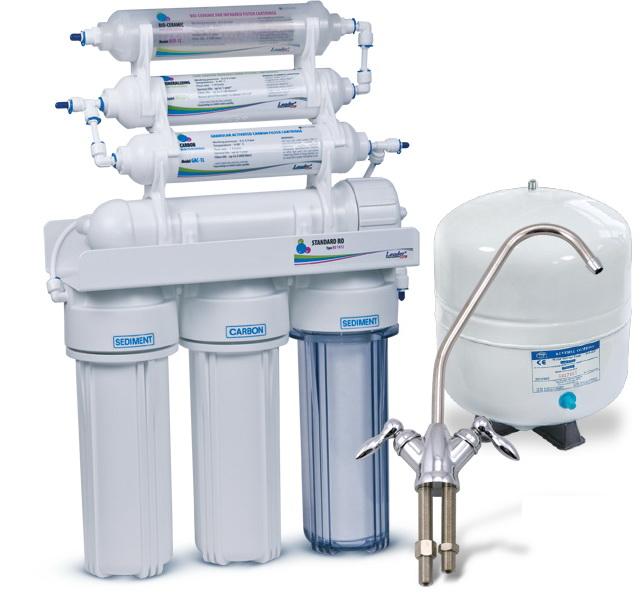 membranfilter tauschen osmoseanlage