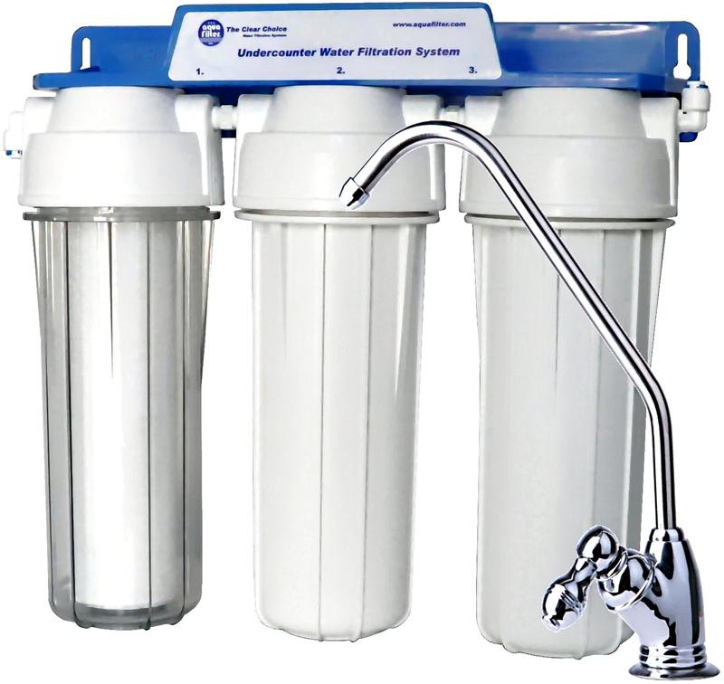 Фильтр проточный для воды